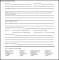 Patient Complaint Form Sample