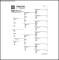 Pedigree Family Tree Chart Sample PDF Free