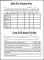 Peer Evaluation Form Sample