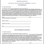 Personal Guarantee Form PDF