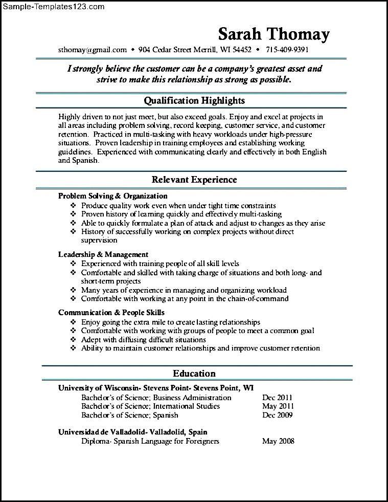 pharmacy technician resume example  sample templates