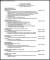Photographer Resume PDF