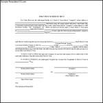 Printable Deed Of Trust Form