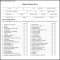 Printable Download Medical history Form