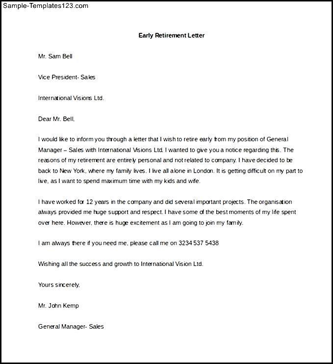 retire letter template - Moren.impulsar.co