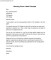 Printable Nursing Cover Letter Example