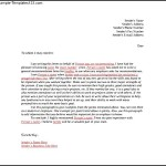 Printable Sample Letter of Recommendation Template PDF Download
