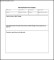 Printable Work Authorization Form