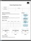 Product Specification Sheet Example Template