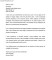 Professional Analyst Cover Letter