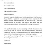 Professional Business Thanks Letter