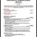 Professional Recent Resume Education