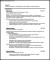 Programmer Resume Format