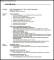 Programmer Resume Format PDF