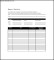 Project Task List Template Free