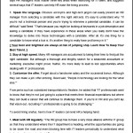 Recruitment Rules For HR Template