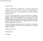 Reference Letter Template for a Friend