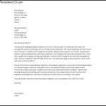 Reference Letter for Professional Employee Example Download