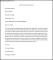 Rental Termination Letter Format Word Doc
