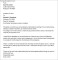 Rental Termination Letter to Landlord