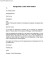 Resignation Letter Short Notice Example