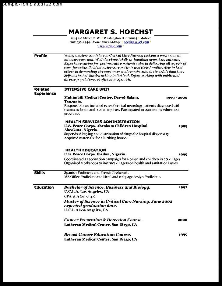 resume builder free print - Tire.driveeasy.co