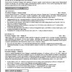Resume Skills For Warehouse Worker