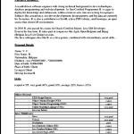 Resume Template Computer Programmer