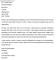 Retirement Notice Letter