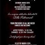 Retirement Party Invitation Download