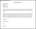 Sales Termination Letter Template Free Word Format