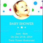 Sample Baby Shower Invitation
