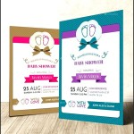 Sample Baby Shower Invitation Template