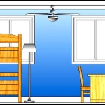 Sample Bedroom Elevation Template