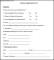 Sample Business Application Form