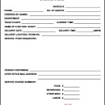 Sample Catering Invoice Template