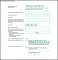 Sample Child Benefit Claim Form