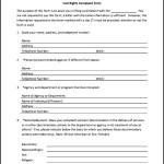 Sample Civil Rights Complaint Form
