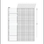 Sample Class List Template