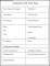 Sample Construction Work Order Form