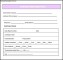 Sample Contractor Daily Report Form