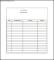 Sample Daily Task List Template Word