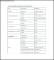 Sample Diabetes Medication List Template