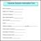 Sample Employee Deduction Authorization Form