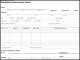 Sample Employee Information Sheet Template