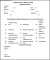 Sample Employee Verbal Counsel Record Template