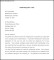 Sample Health Resignation Letter