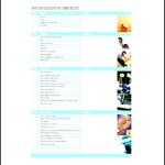 Sample House Cleaning List Template