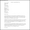 Sample Immediate Resignation Letter Template Free Download
