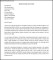 Sample Internship Letter of Intent Template Free Document
